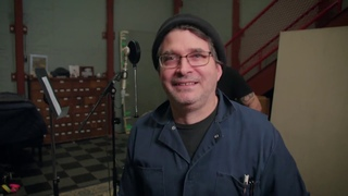 steve albini being chaotic for two minutes