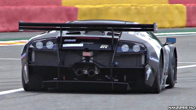 Lamborghini Murcielago 670 R SV GT1 Orgasmic V12 SOUND @ Track!!