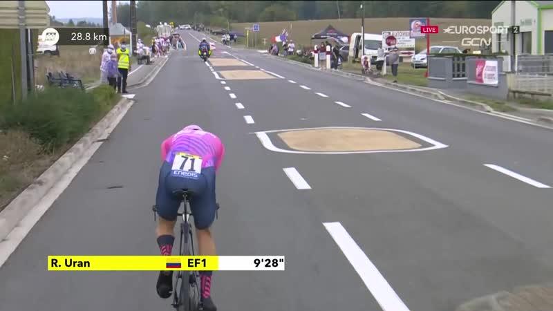 Тур де Франс 2020 Этап 20