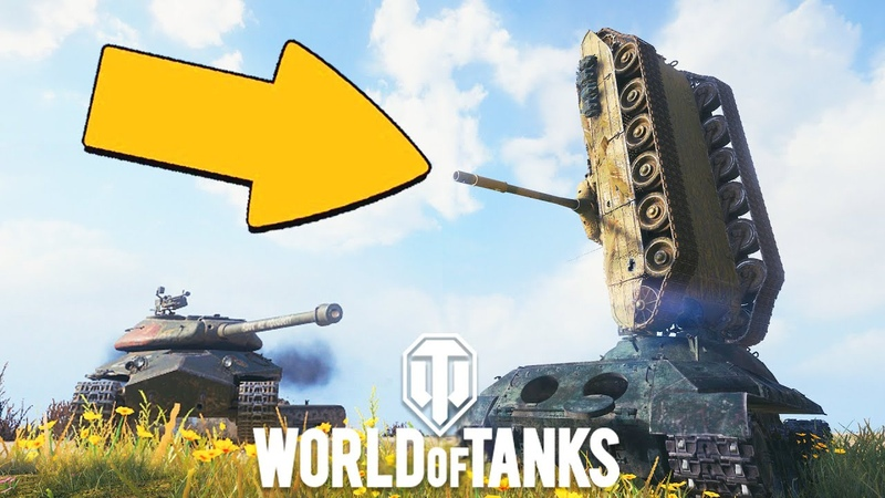 World of Tanks Funny Moments WoT Replays 10