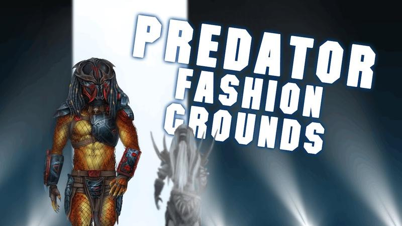 Predator Fashion Grounds