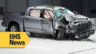 Most pickups need better passenger-side protection - IIHS News