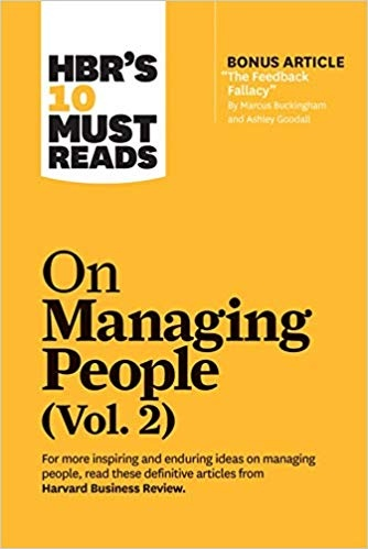 2HBR s 10 Must Reads on Managing Peop