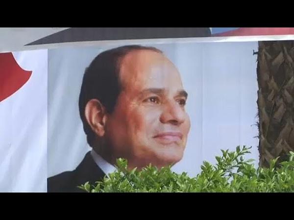 Ас-Сиси сможет править Египтом до 2030 года