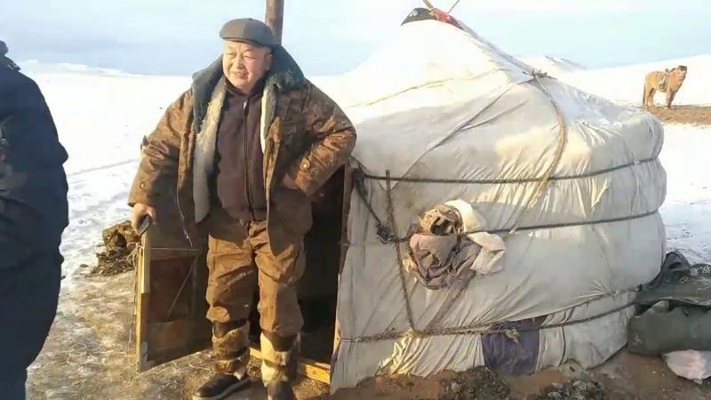 Вместимость монгольской юрты