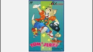 Tom to Jerry (Famicom прохождение + All Secrets!!!) 4K Ultra HD