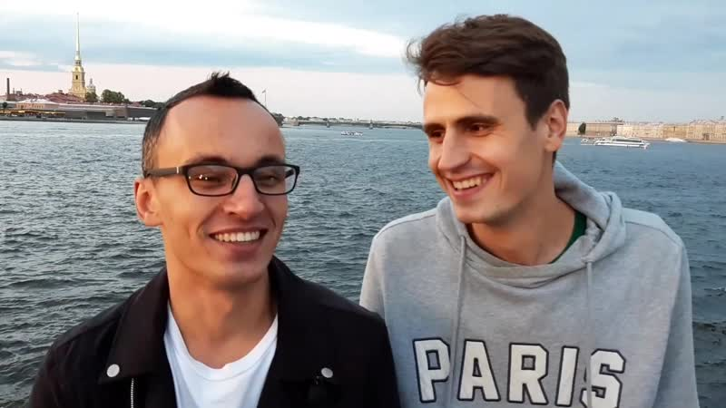 Ответ на РАЗ с Даниилом Гайновым!))