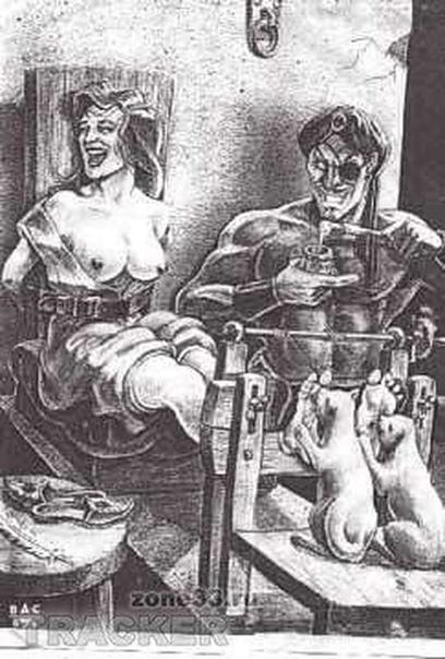 Пытка щекоткой - это вам не хиханьки-хаха Звучит весьма безобидно и даже забавно. Но вы ведь знаете, что коэффициент полезного действия определяется мерой приложения Возьмите мышьяк: