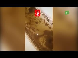 В Ленинском районе жалуются на грязную воду