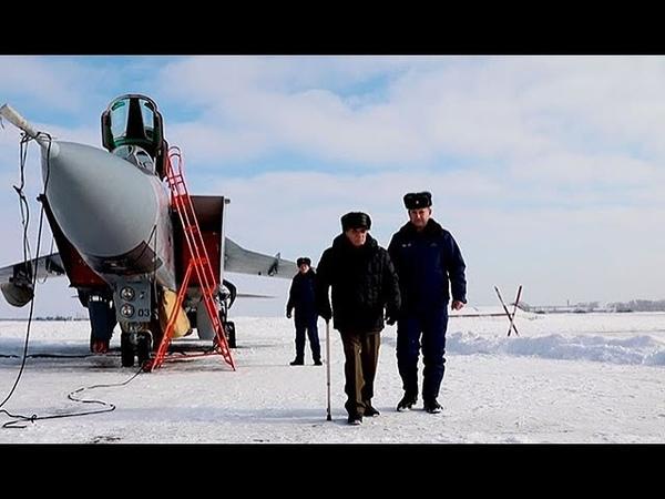 Летчики ЦВО устроили сюрприз для 95 летнего фронтовика