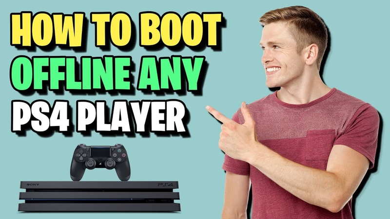 How To Boot Someone Offline On PS4 🎮 Boot Any PlayStation Player Offline 🎮 With Phone in 2020 PSN