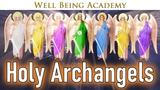 🕊️ Angelic Music/Holy Archangels/ for Connecting With Higher Dimensions of Your Spirit ☯148