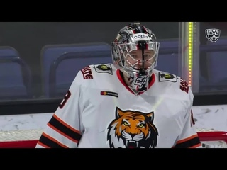 KHL Top 10 Saves for February 2021