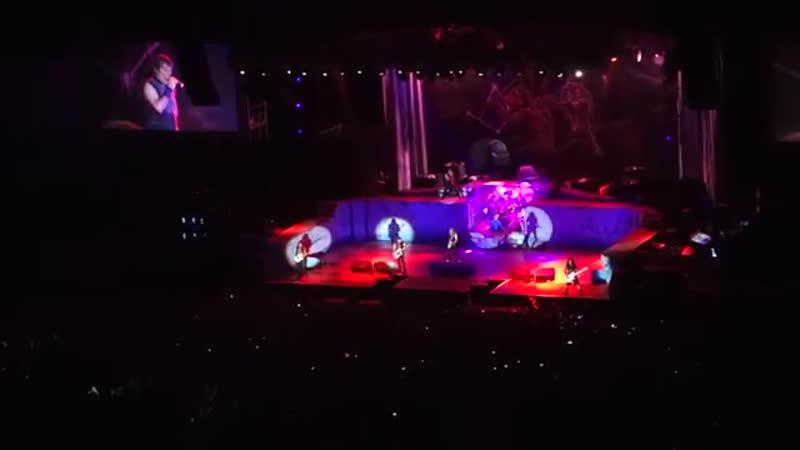 Iron Maiden - 2013 - Moscow Olimpyski Stadium (full concert) 2013.07.18