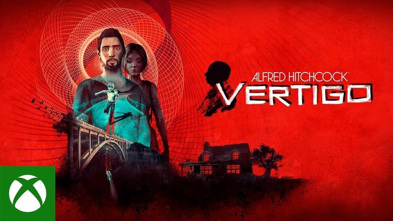 Alfred Hitchcock Vertigo Teaser