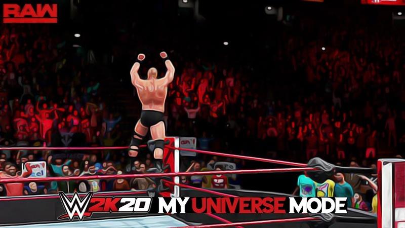 WWE 2K20 Universe Mode Episode 14 TRIPLE THREAT
