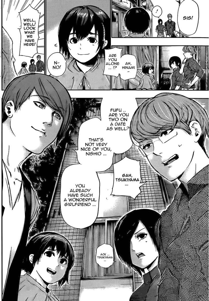 Tokyo Ghoul, Vol.12 Chapter 116 Reunion, image #19