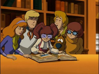 """мультфильм """" Скуби-Ду: Абракадабра-Ду / Scooby-Doo! Abracadabra-Doo """" 2010  (полный)"""