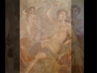 Фрески Помпей и Геркуланума