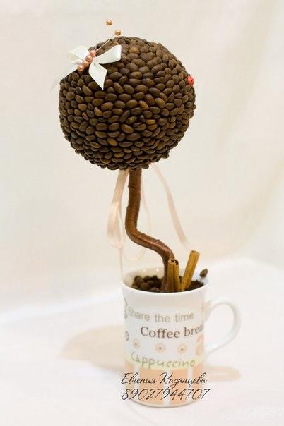 поздравление к подарку кофейное дерево правильного расположения полотна