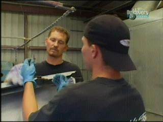 Американские колымаги American Hot Rod Машина со свалки 1 серия