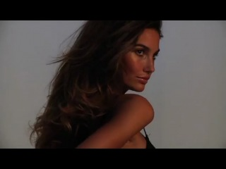 Lily Aldridge ~ Ocean Drive May-June 2011