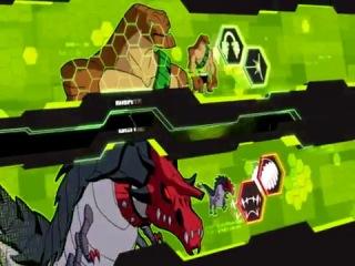 Гумангозавр  пришелец из мультсериала «Бен 10 Омниверс»