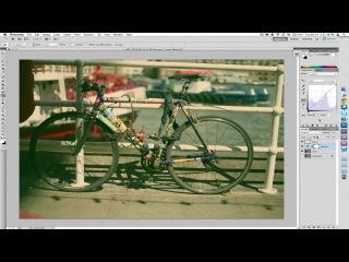 Adobe Photoshop Tutorial Instagram Nashville Effect (VintageRetro)