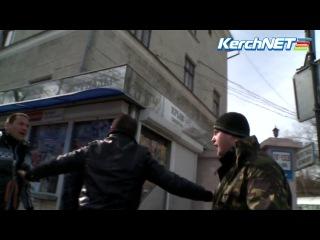 Оборона Крыма от майдана. Русский - помоги русскому!