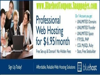 Bluehost coupon 2014 Save 75% With Bluehost Hosting Discount