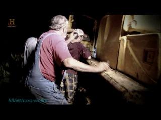 History Бамазонка Золотоискатели 7 Смерть в воде Документальный 2013