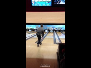 Bowling Strikes JesseMcCartney
