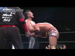 [#My1] NJPW G1 Climax 24 Day 12   G1 Climax - Final: Shinsuke Nakamura vs. Kazuchika Okada
