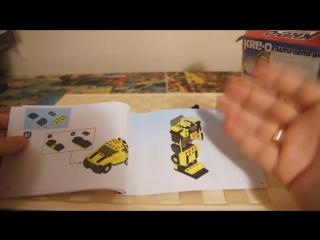 Трансформеры Бамблби конструктор | Transformers Bumblebee KreO | Обзор китайского Lego