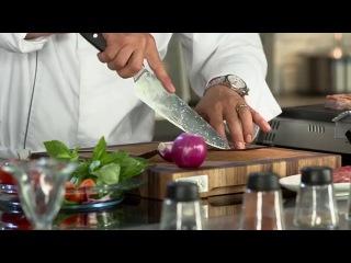 Рецепт говяжьей вырезки на гриле G801 и воге G600 от Бруно Марино.