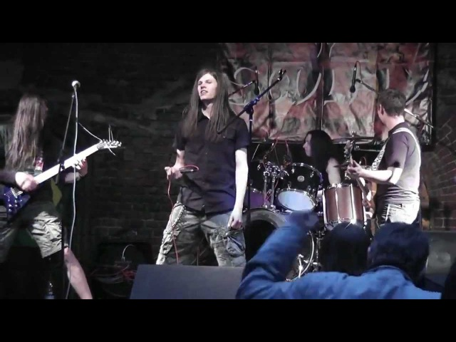 SoulRise Tribute to Soulfly Back to the primitive Der Wrangel Tower 22 04 2012 vox by St