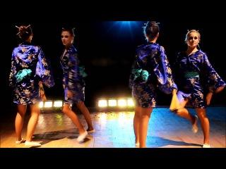 шоу-балет MOLOKO_Япония.wmv