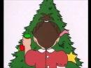 Mimi cracra Le sapin de Noël