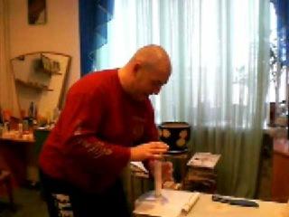 Николай Виткевич ,тестирование ножа
