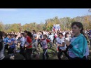 1 500 школьниц бегут Кросс Нации 2016 Оренбург