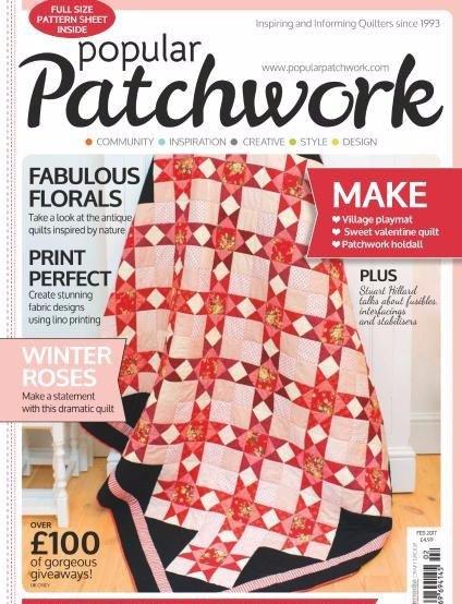 Popular Patchwork - February 2017