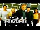 Место преступления: Майами (CSI: Miami) трейлер сериала.