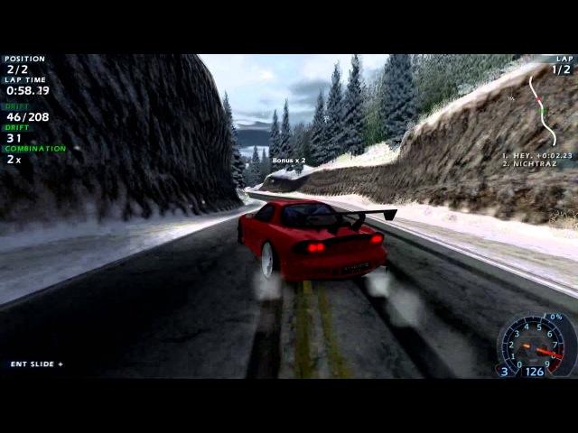 World Racing 2 - Kindiak Park