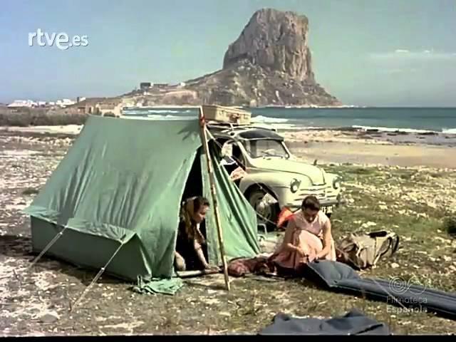 COSTA BLANCA Alicante Año 1958
