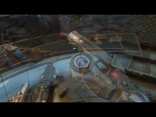 Arktika.1 Trailer - Oculus Touch