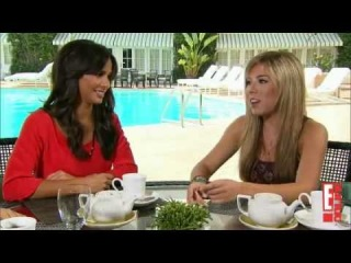 Jennette McCurdy, Victoria Justice and Josie Loren - E! Roundtable discussion