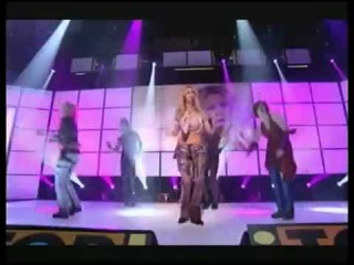 ➤Britney Spears - Overprotected @ Top Of The Pops