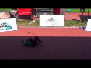 Super Ball 2012 Prague - Routine 2nd place - Wass
