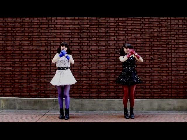 【あすきょう】Tokyo② Rock City トウキョウト・ロック・シティを踊ってみた
