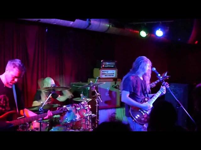 AHAB - The Hunt. Live at KellerKlub, Stuttgart, Germany, Oct. 25, 2013